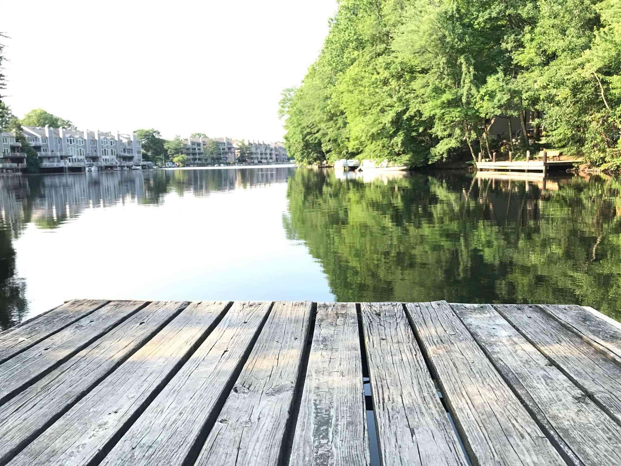 Lake Thoreau Loop Trail