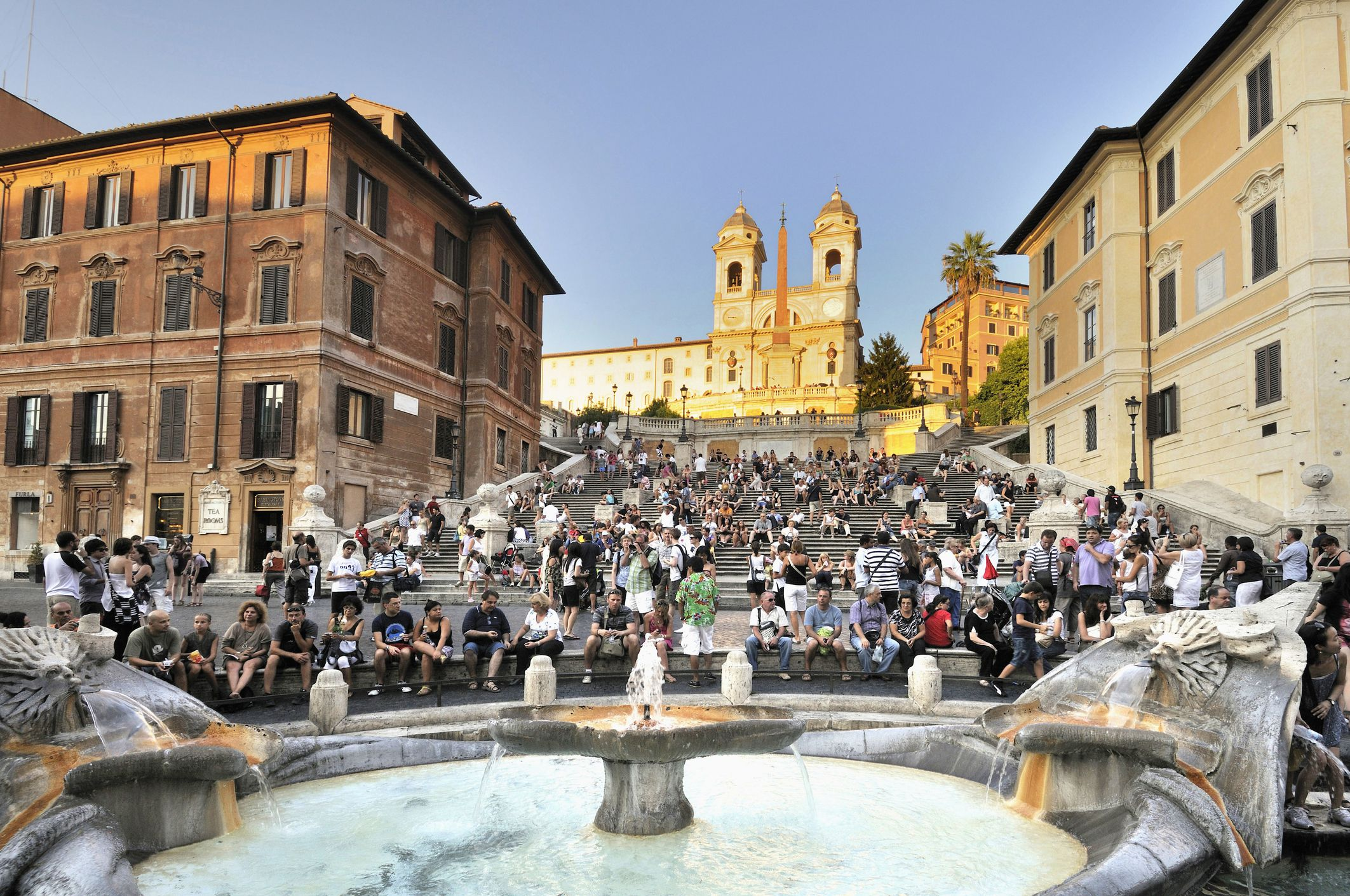 6 Things to See and Do Near the Spanish Steps in Rome