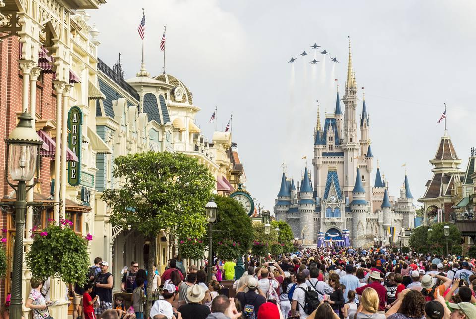 When Did Disney World Open
