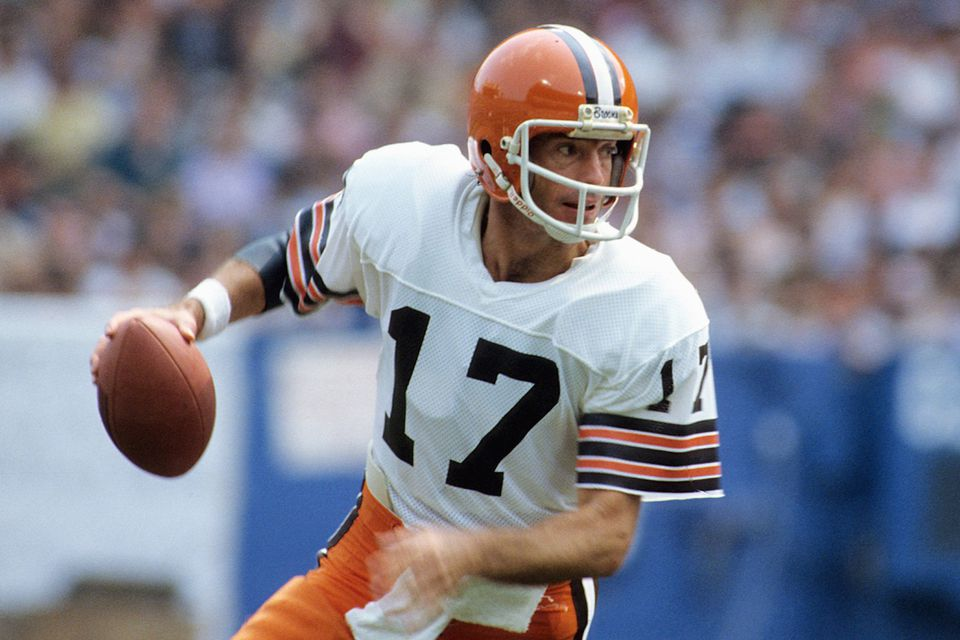 571ef5244 Cleveland Browns Quarterbacks Through the Years
