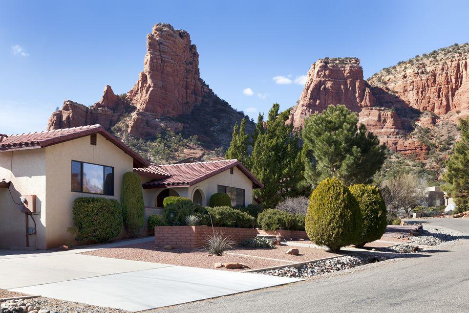 Sedona residence, Arizona