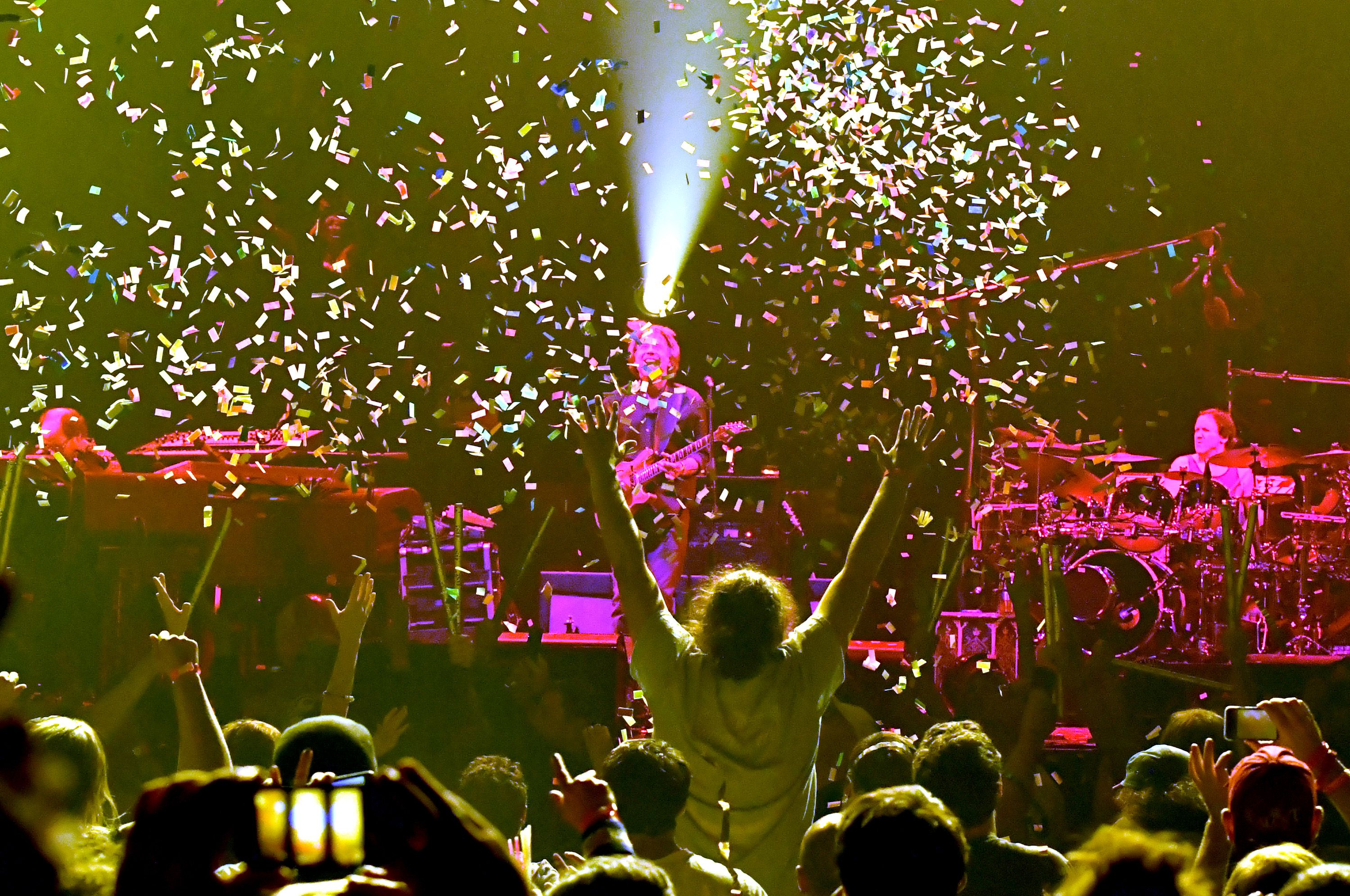 New Year\'s Eve Concerts and Shows in NYC