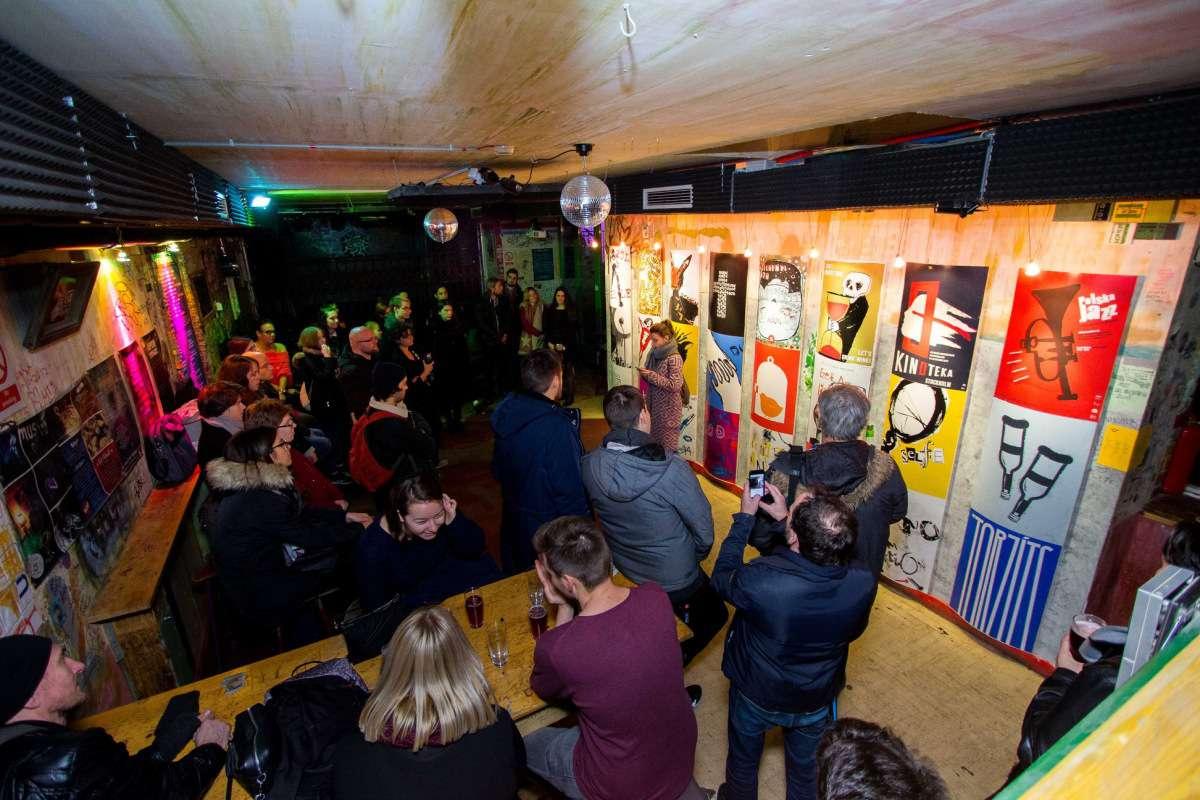 Szimpla Kert bar in Budapest