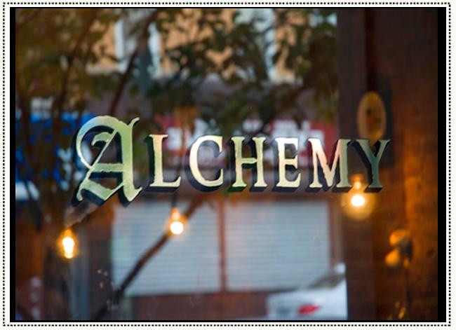 Alchemy Restaurant