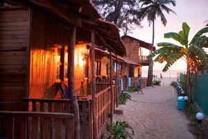 Patnem beach, Goa.