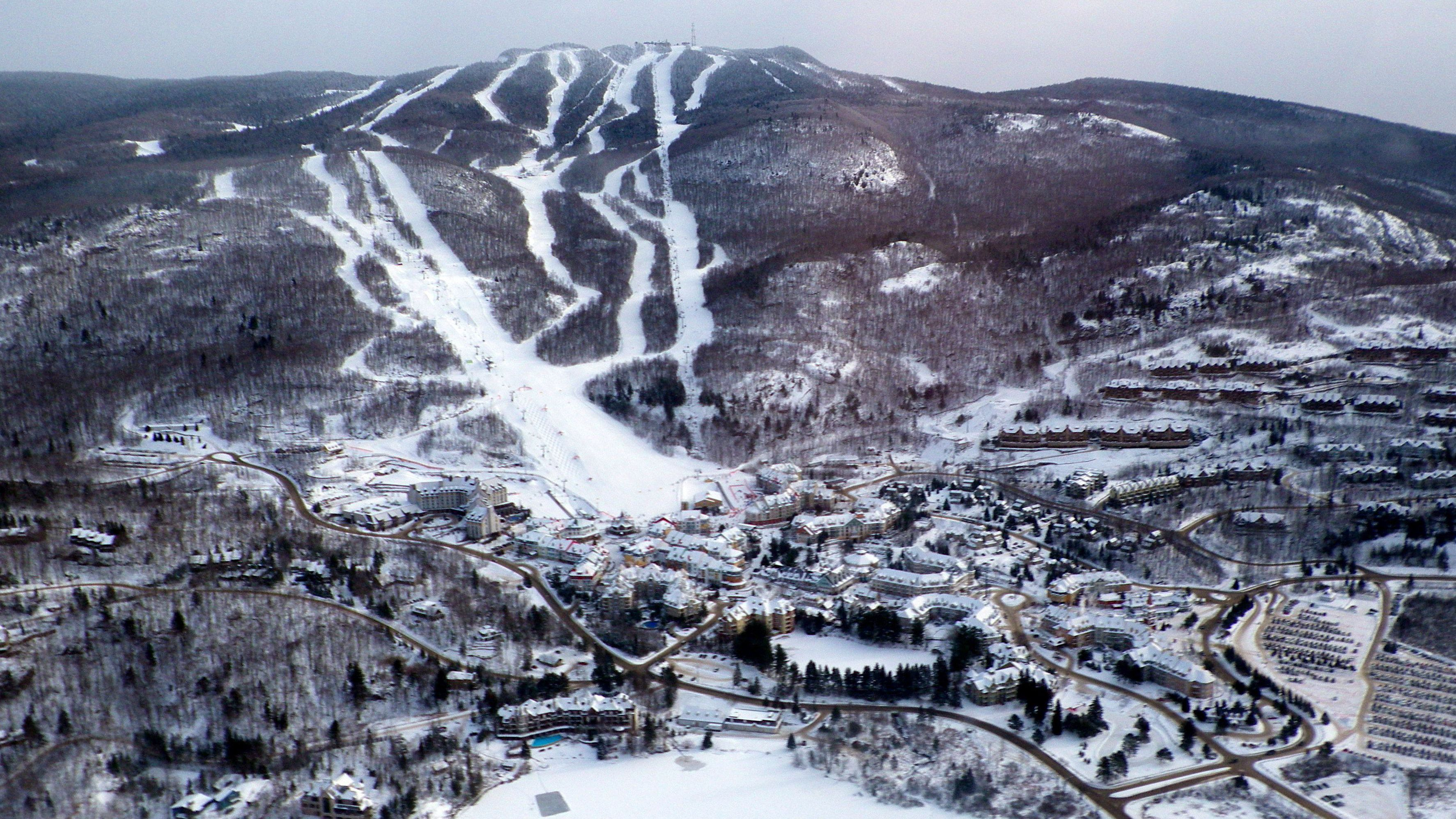 Overview of Mont Tremblant, Quebec's Biggest Ski Hill