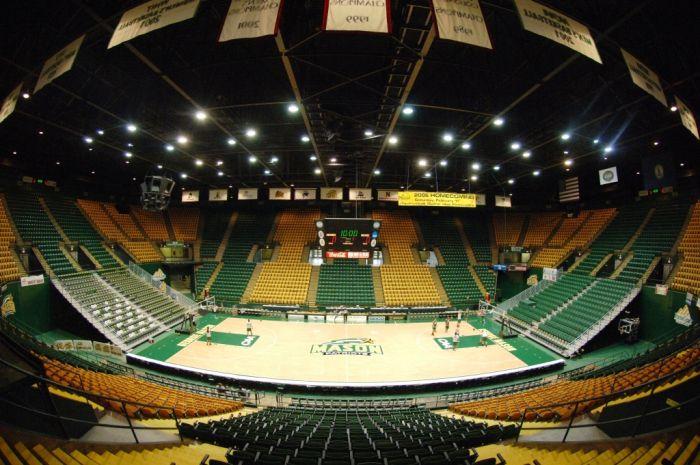 Eagle Bank Arena