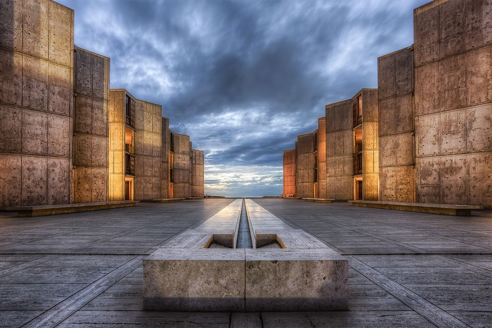 Arresting Architecture at the Salk Institute
