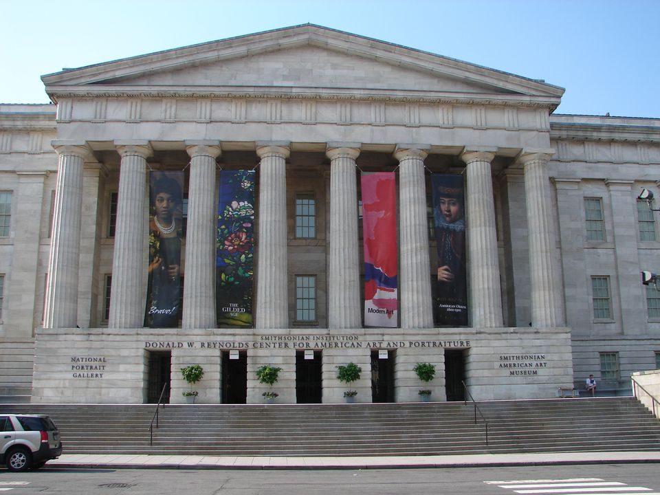 Smithsonian in Washington D.C.