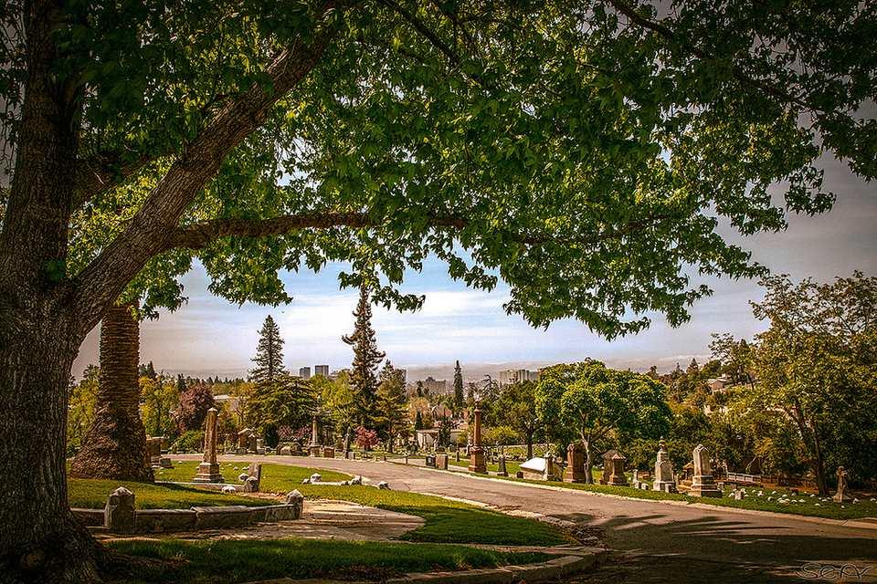Cementerio Oakland Mountain View