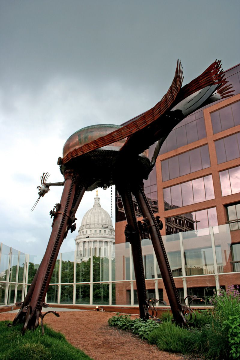 Any Good Public Places In Madison >> The Best Public Rooftop Views In Madison Wisconsin