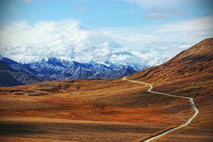 Alaska Denali National Park