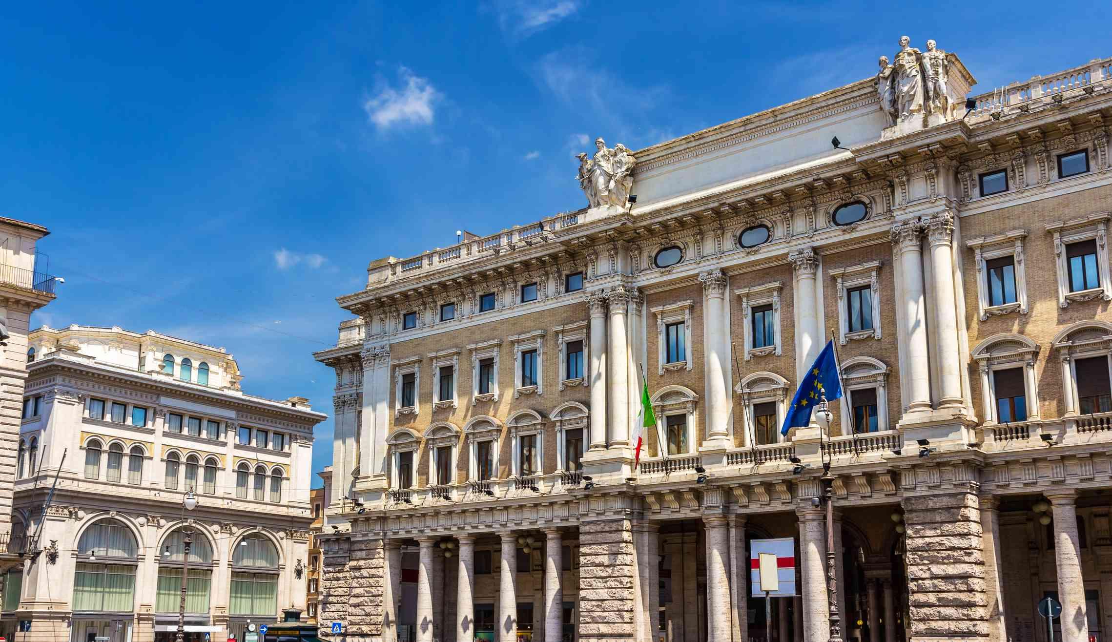 Galleria Alberto Sordi in Rome