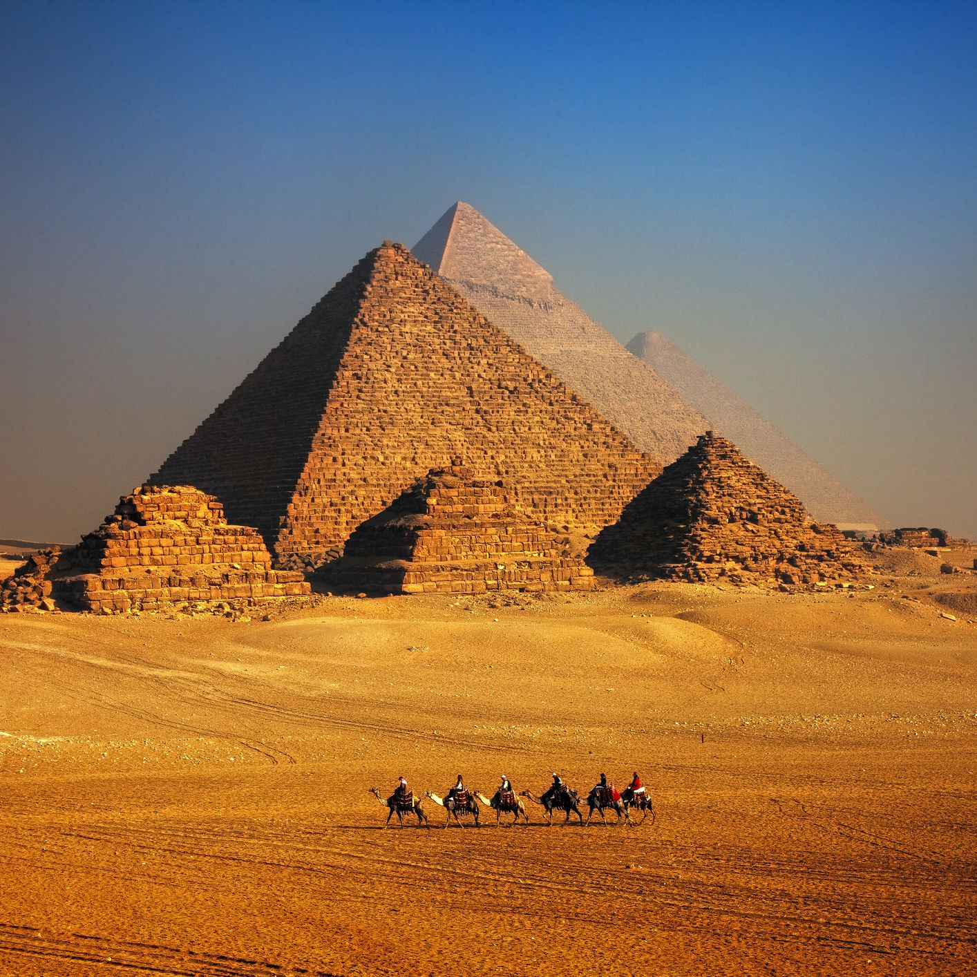 Online Kids Tour Of Egyptian Pyramids