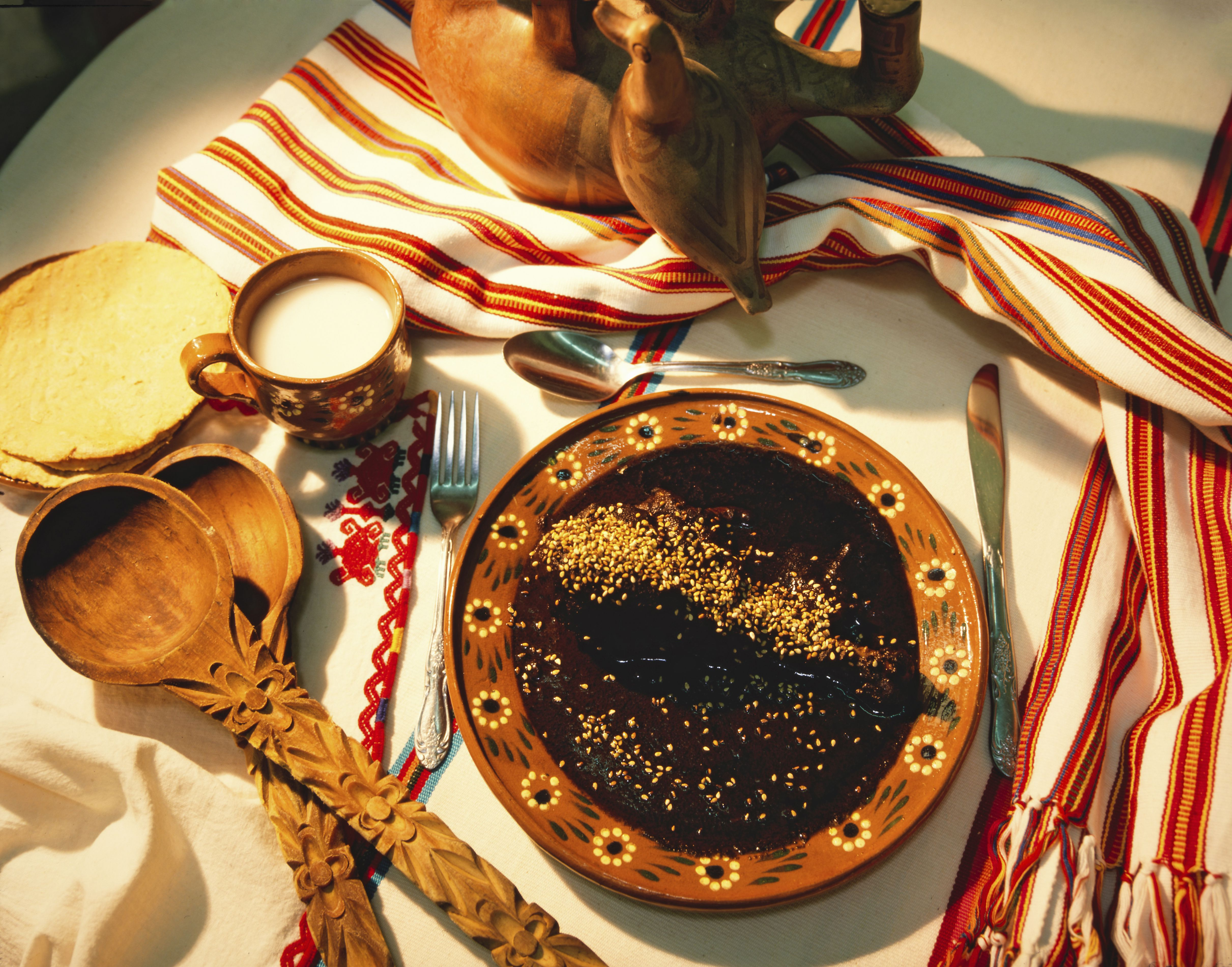 traditional mexican cuisine - Traditional Mexican Christmas Dinner