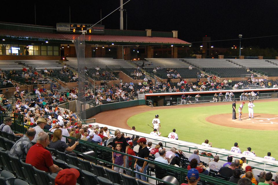 Arizona Fall League Baseball