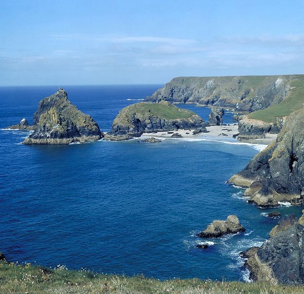 The Beautiful Beaches of England and Wales