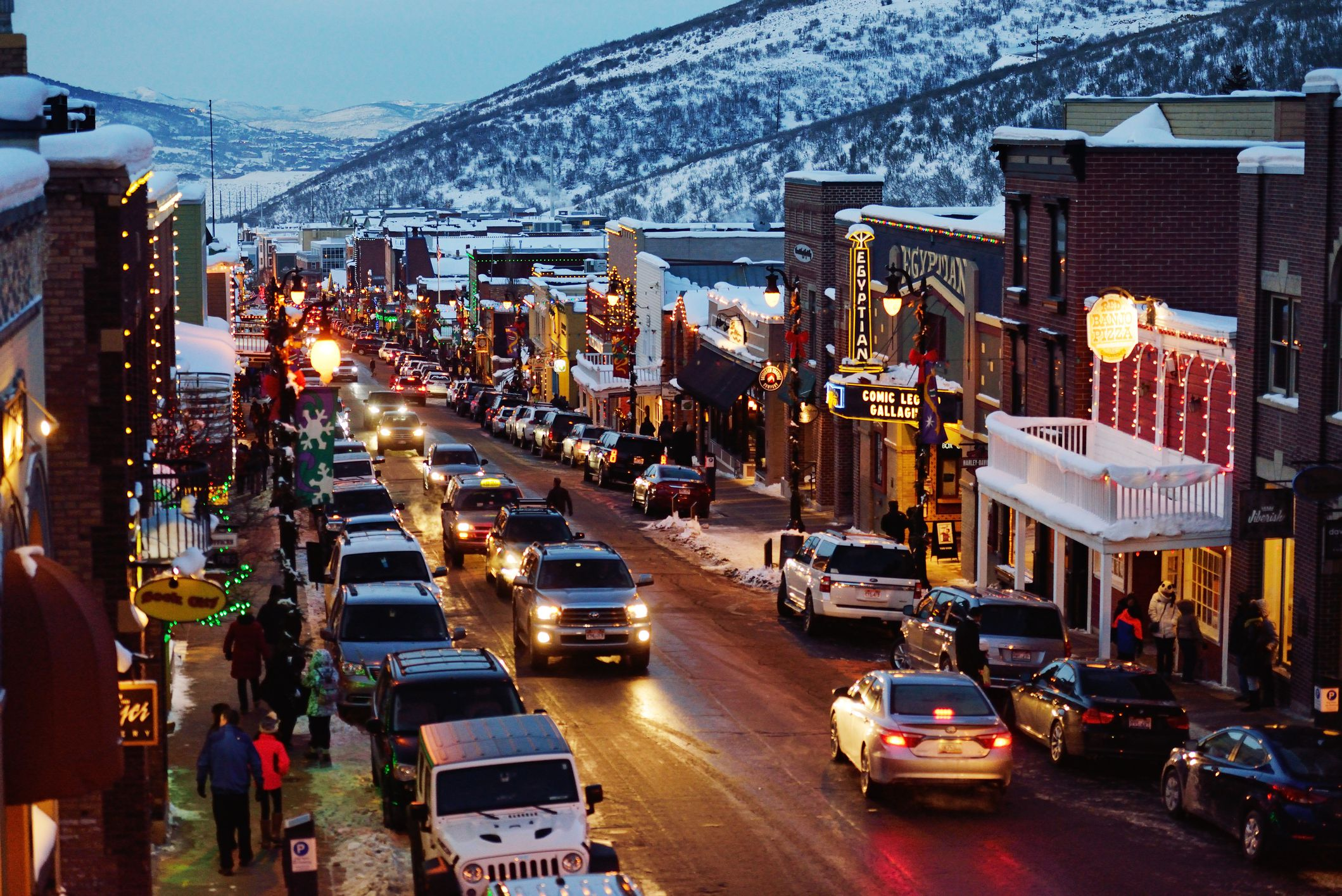 Park City Utah Honeymoon Activities For Romantics