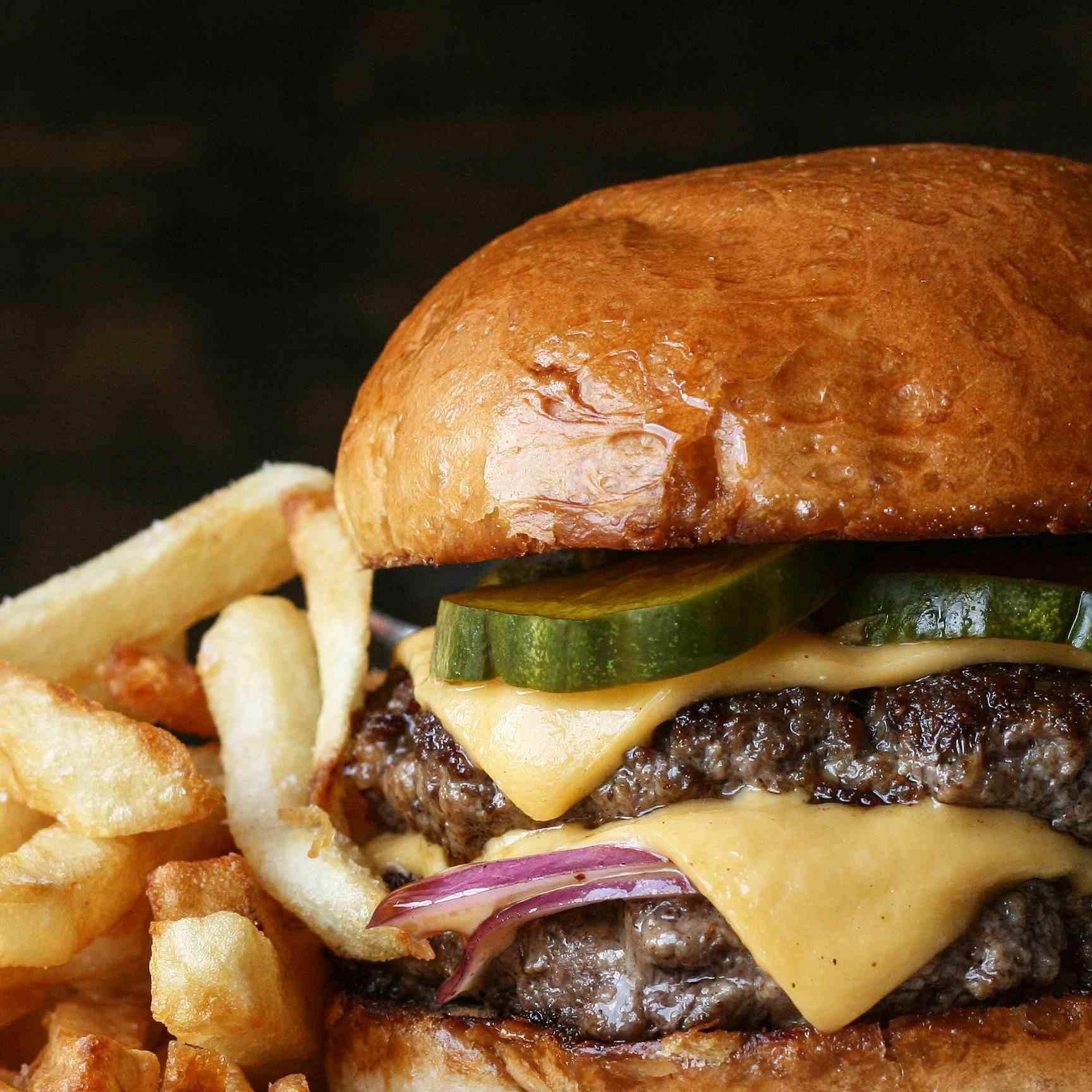 Atlanta S Best Burgers