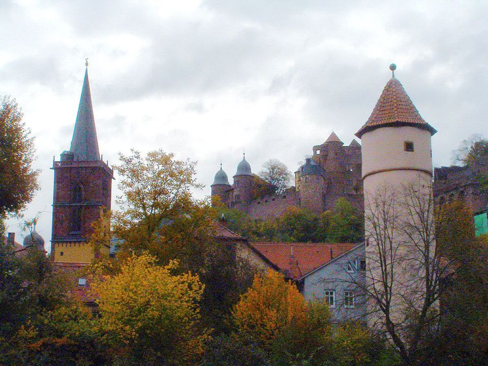 Wertheim City Gates and Castle