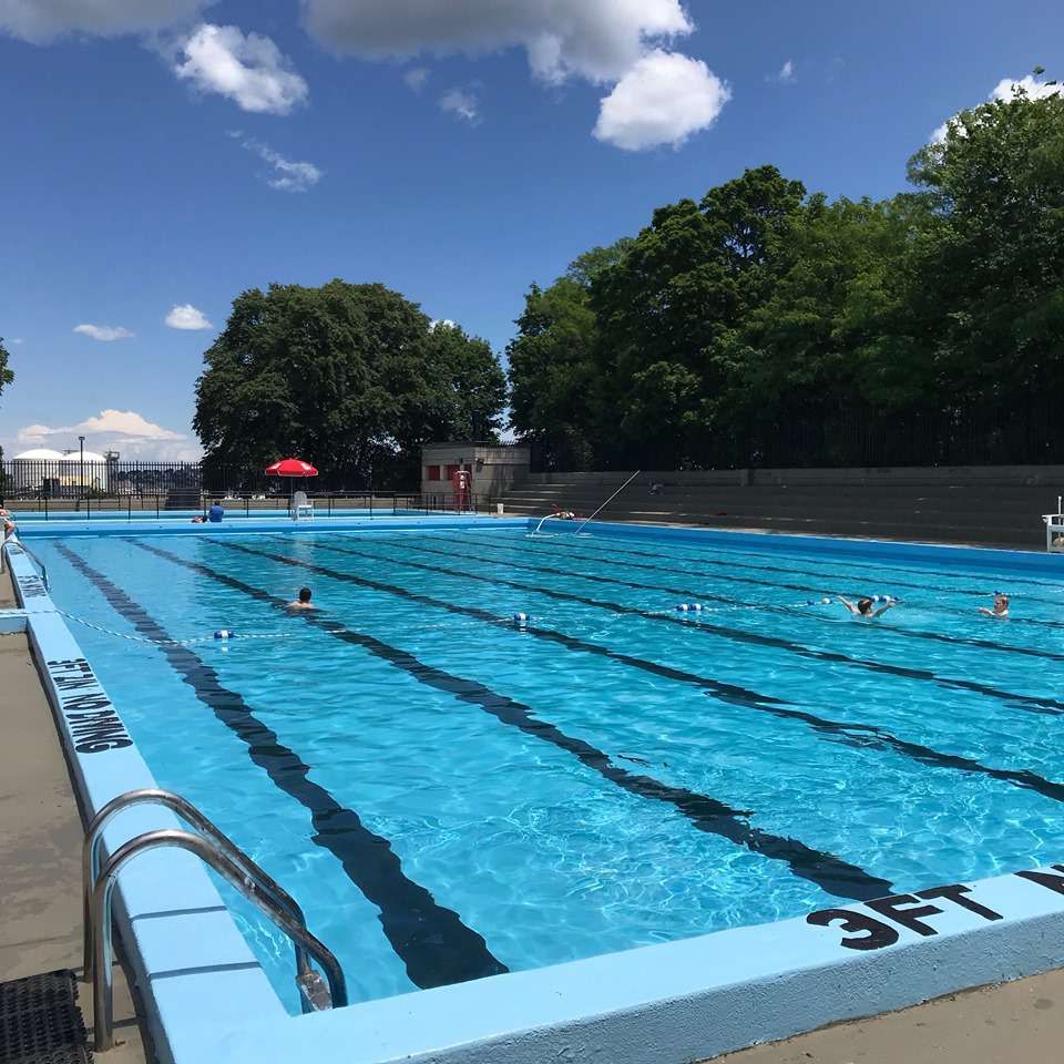 The Best Public Swimming Pools in Boston