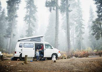 Campervan roadtrip guide