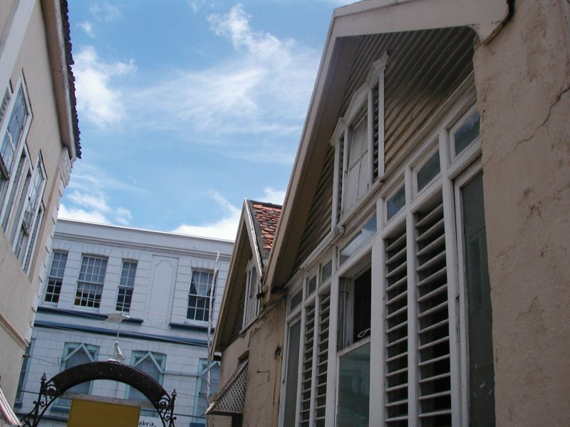 Partial View of the Grenada National History Museum