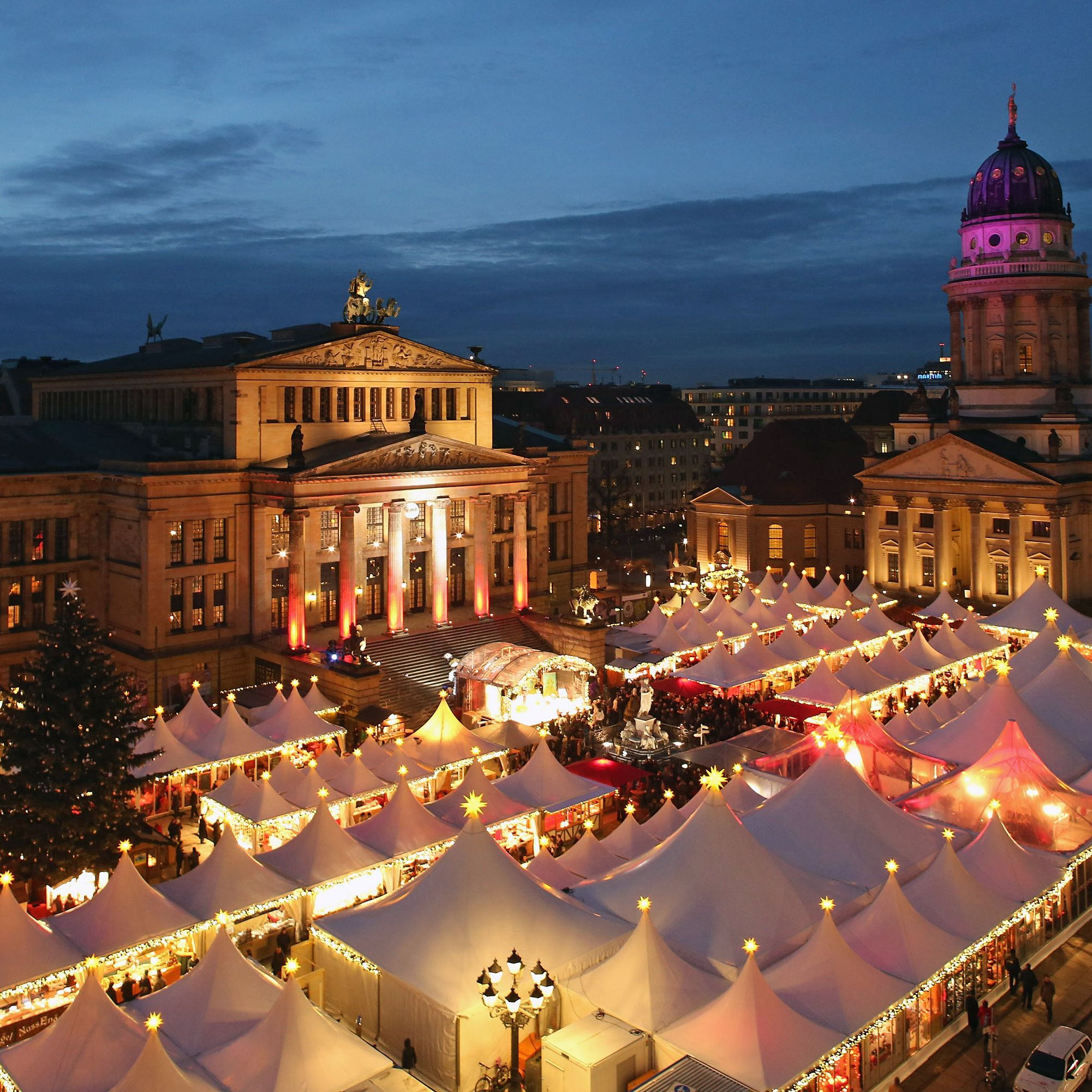 Christmas In German.Where To Spend Christmas In Germany