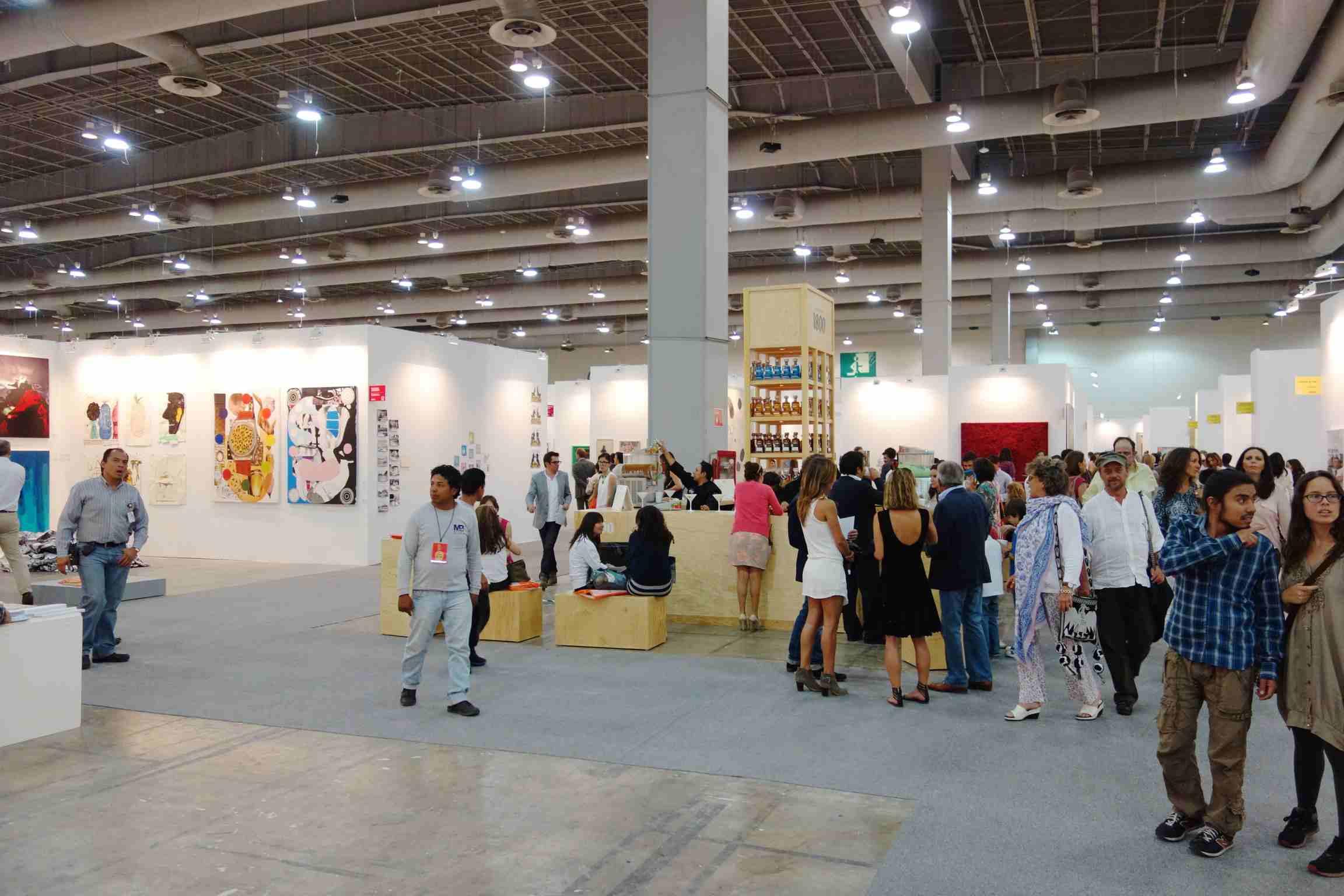 Zona Maco Contemporary Art Fair Mexico City