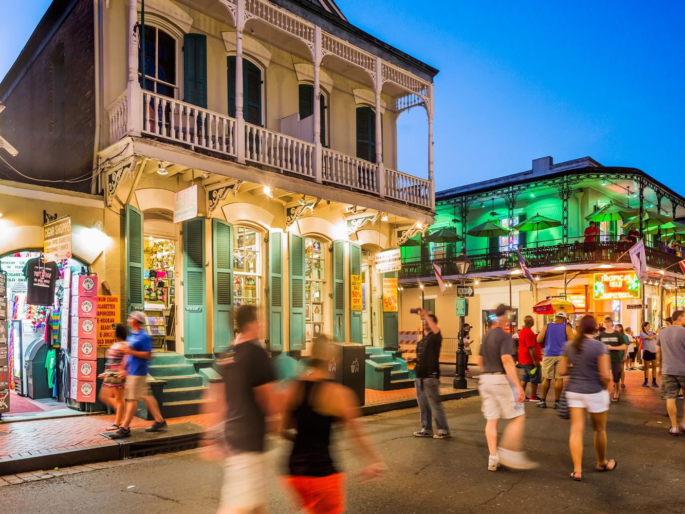 Beignets, Voodoo, and Jazz in This One-Day French Quarter Itinerary.
