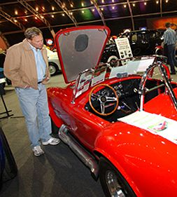 Barrett Jackson Classic Car Show And Auction Scottsdale Arizona - Westworld scottsdale car show