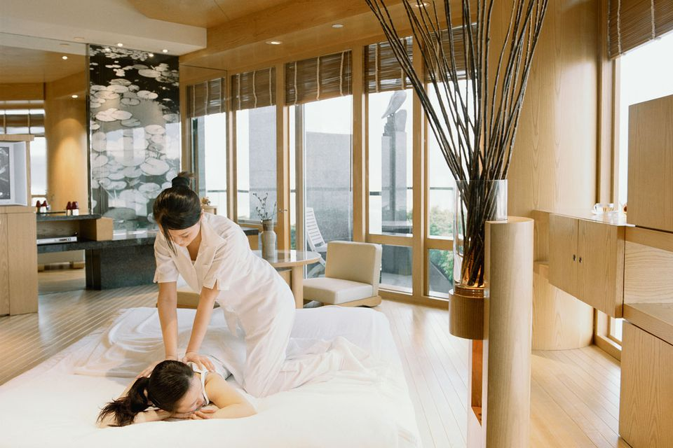 Spa experience in Hong Kong