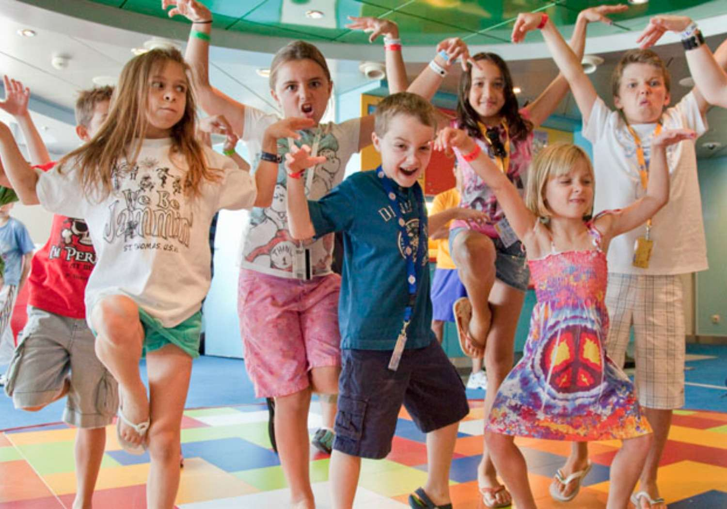 10 Reasons for Families to Love Harmony of the Seas