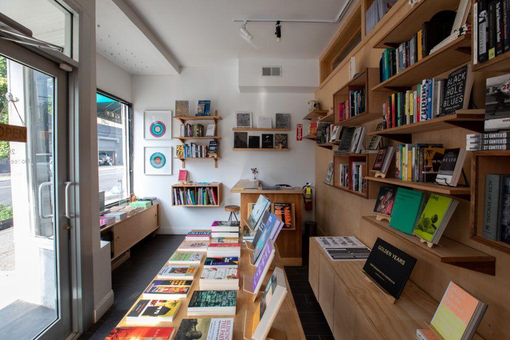 Pioneer Works bookstore