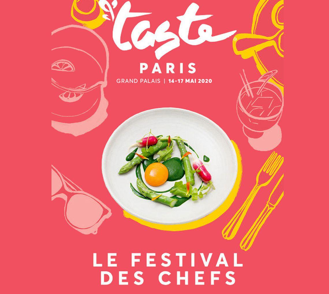 Taste of Paris at the Grand Palais, May 2020