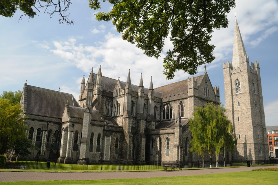 Image result for st. patrick's cathedral dublin