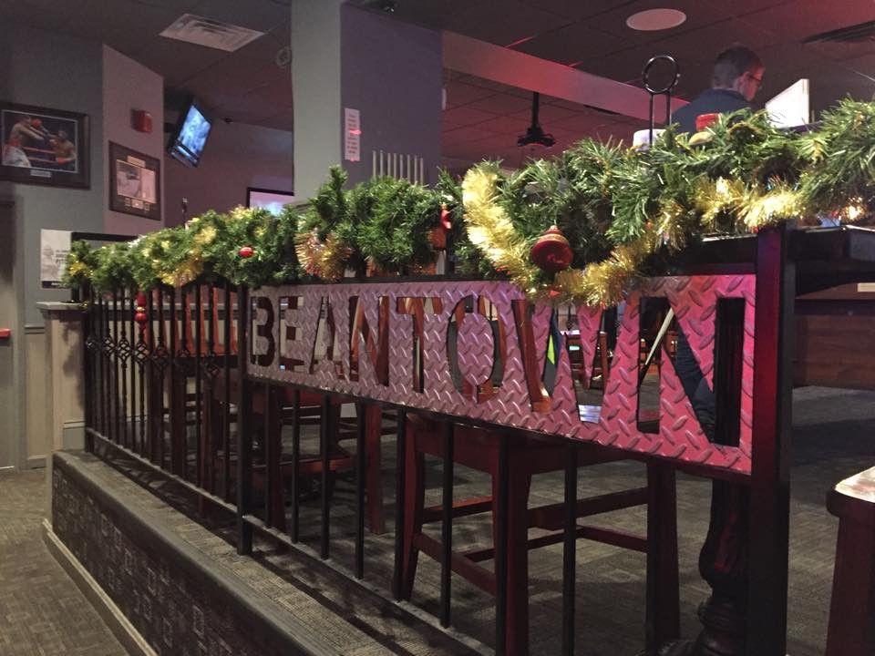 Beantown Pub interior