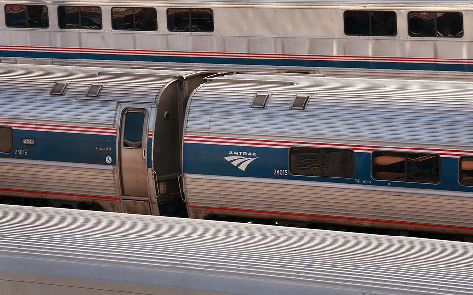Amtrak fares for business travel