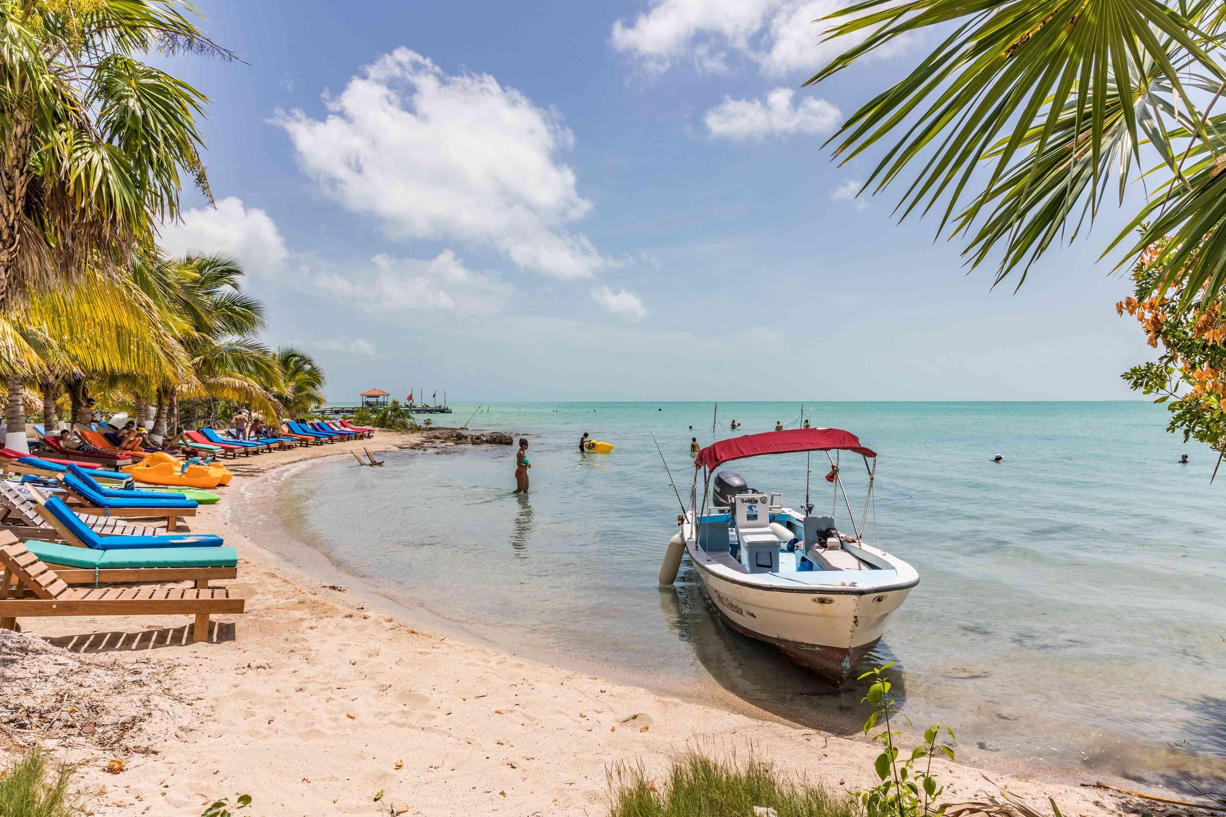 Secret Beach, Belize