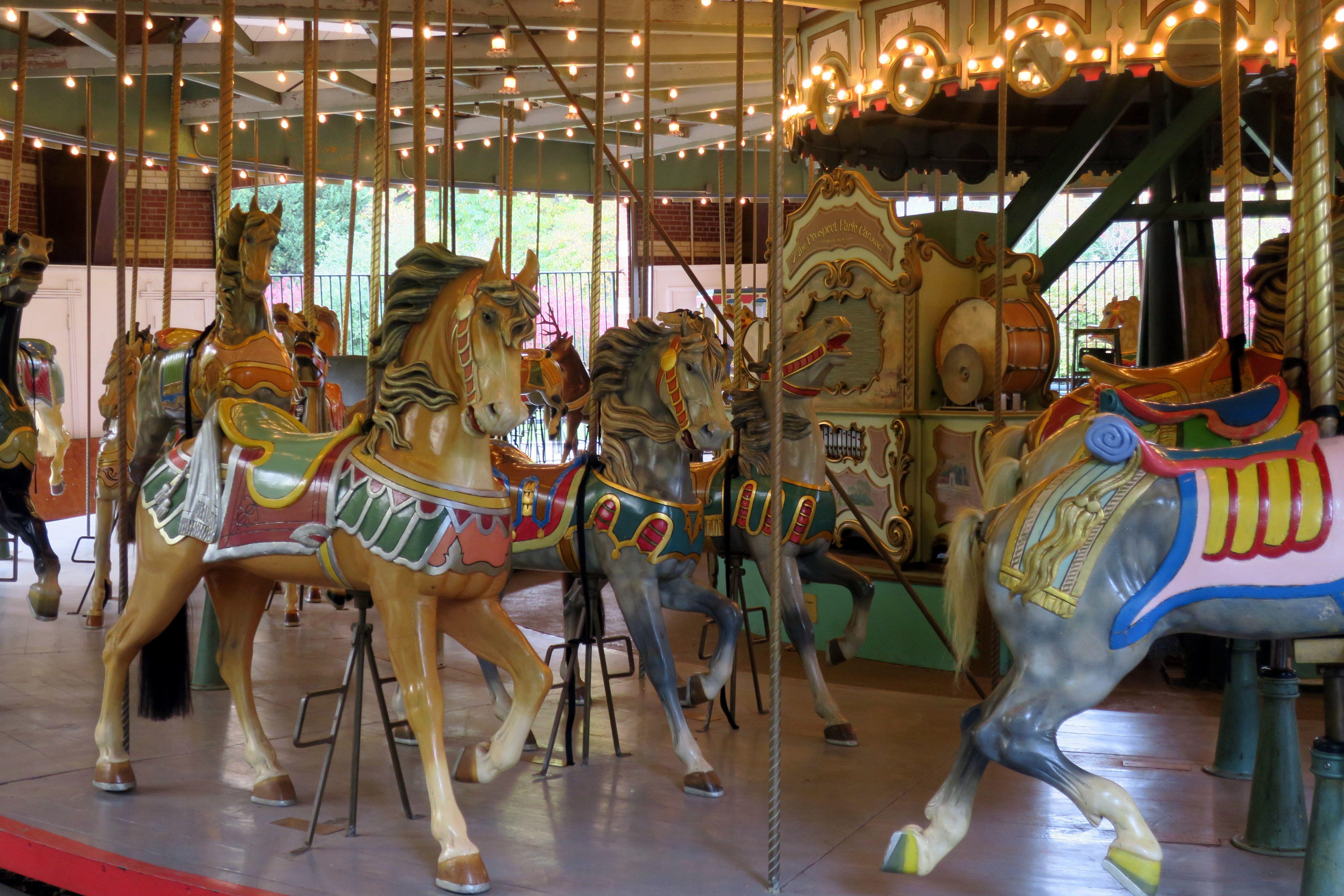 Prospect Park Carousel, Brooklyn