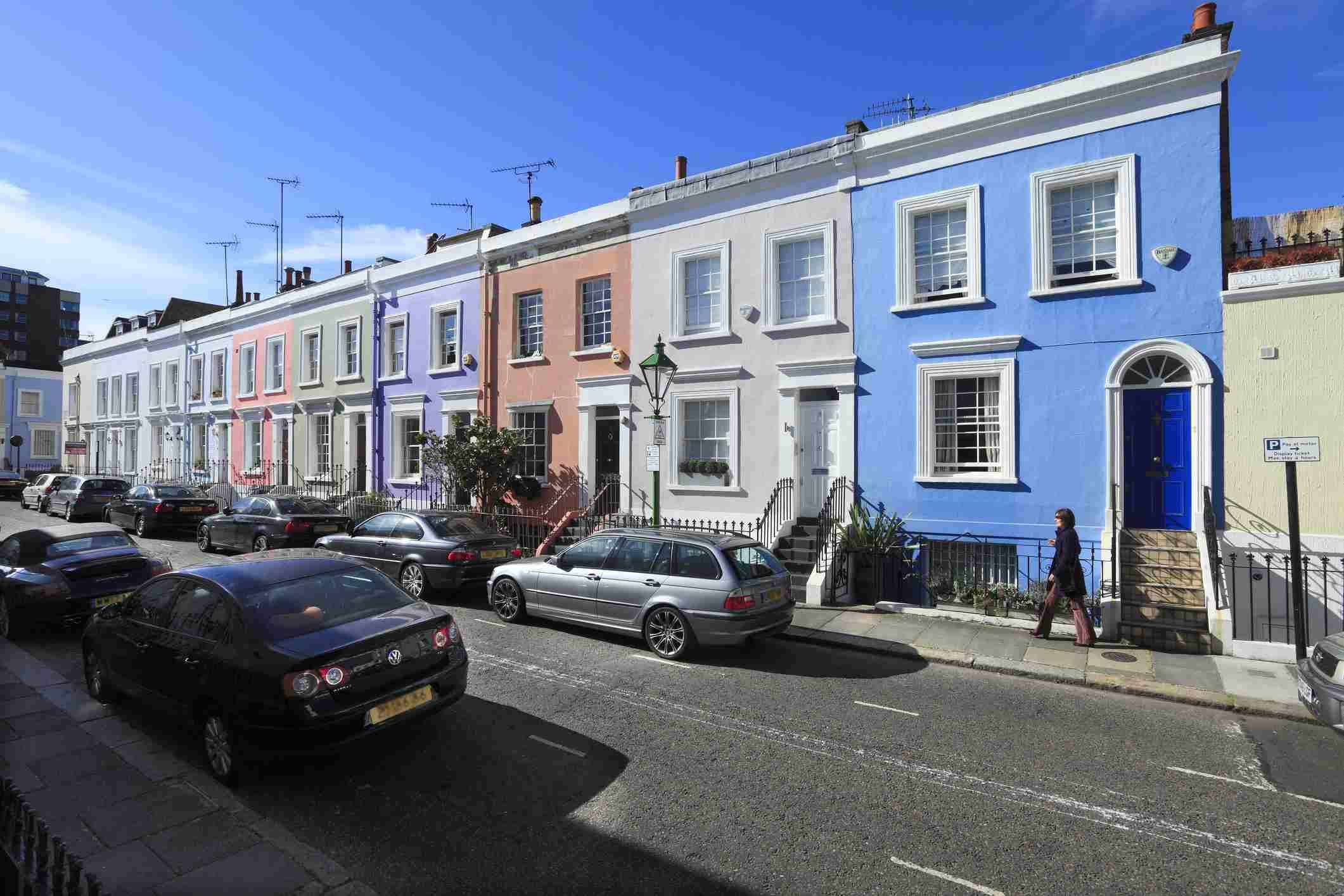 Hillgate Village Notting Hill