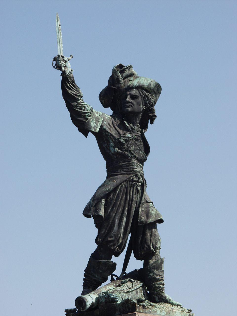 Estatua de Jean Bart