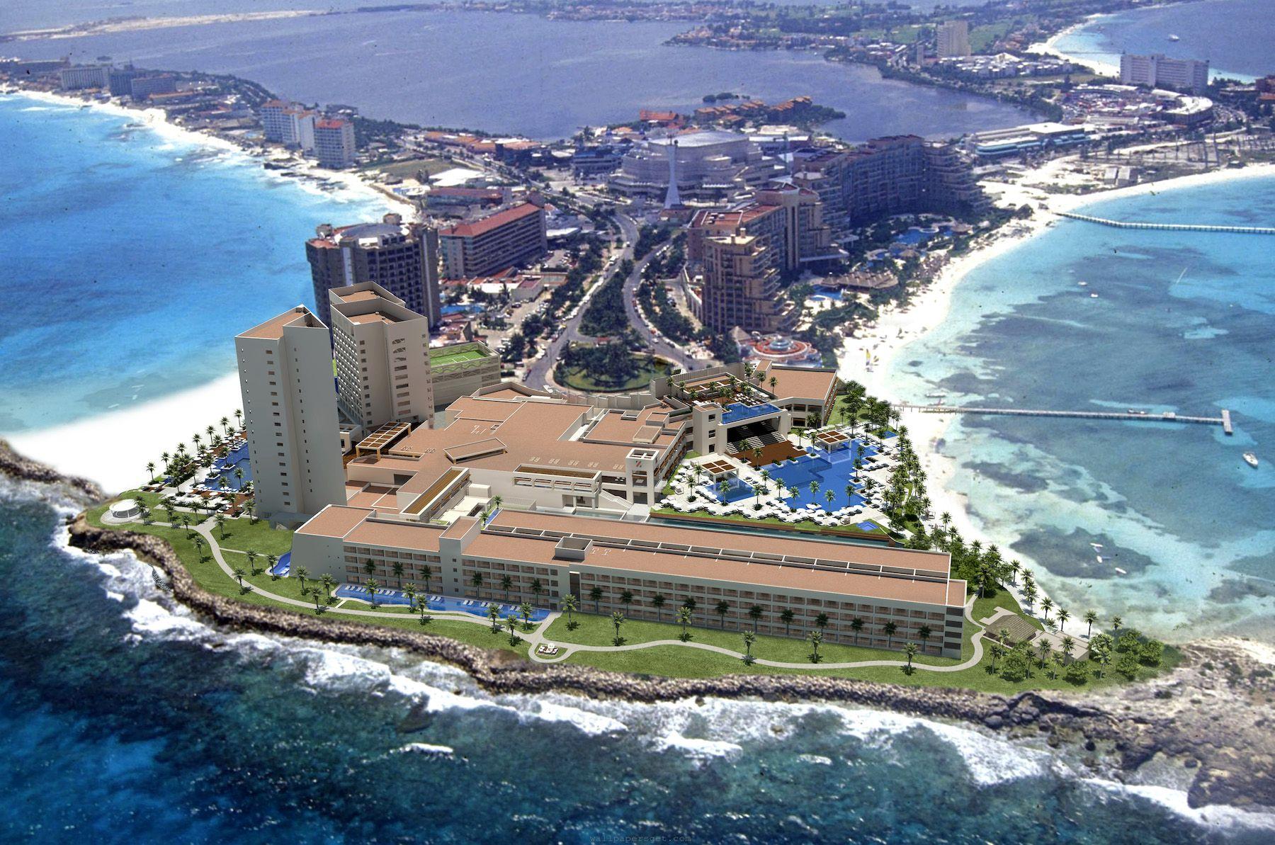 Hyatt Ziva One Of Cancun S Newest And Best Resorts