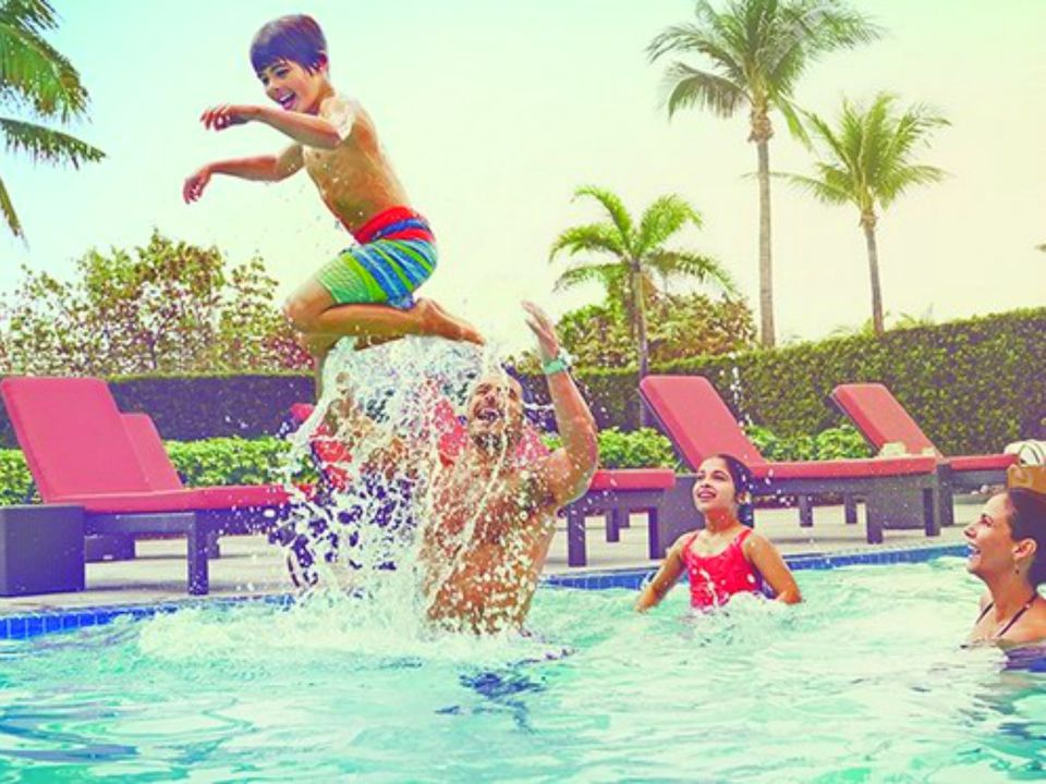 Hilton Brands for Family Vacations