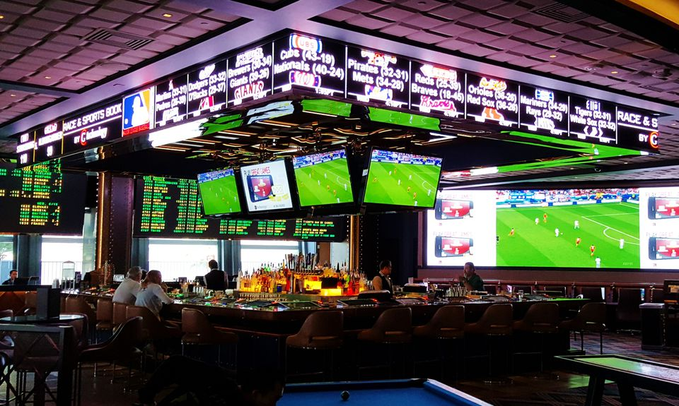 Sports Bar at Cosmopolitan of Las Vegas