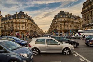 Driving in Paris can be stressful and confusing, so it's important to know the rules of the road.