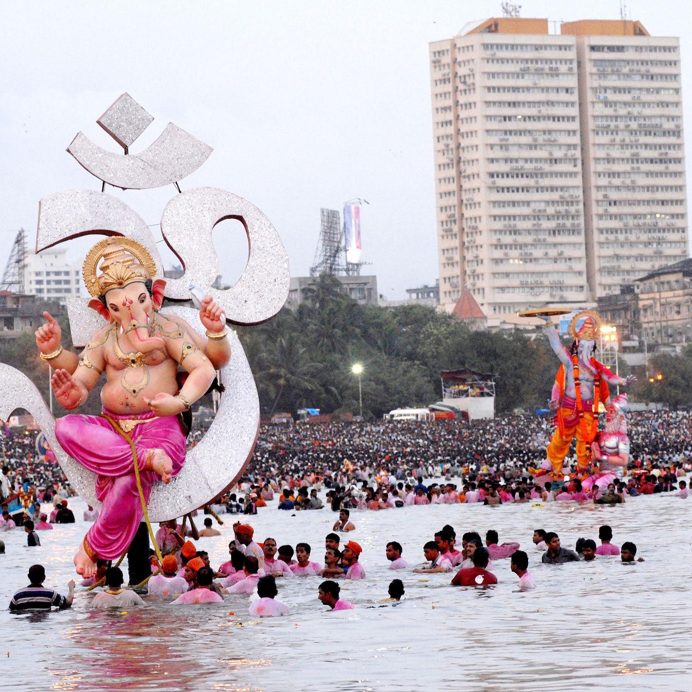 Guide to 2019 Mumbai Ganesh Visarjan (Immersion)