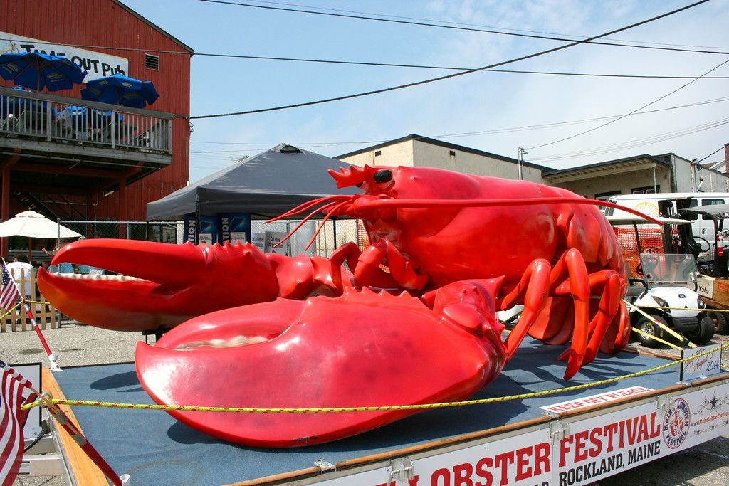 Festival de langosta de Maine