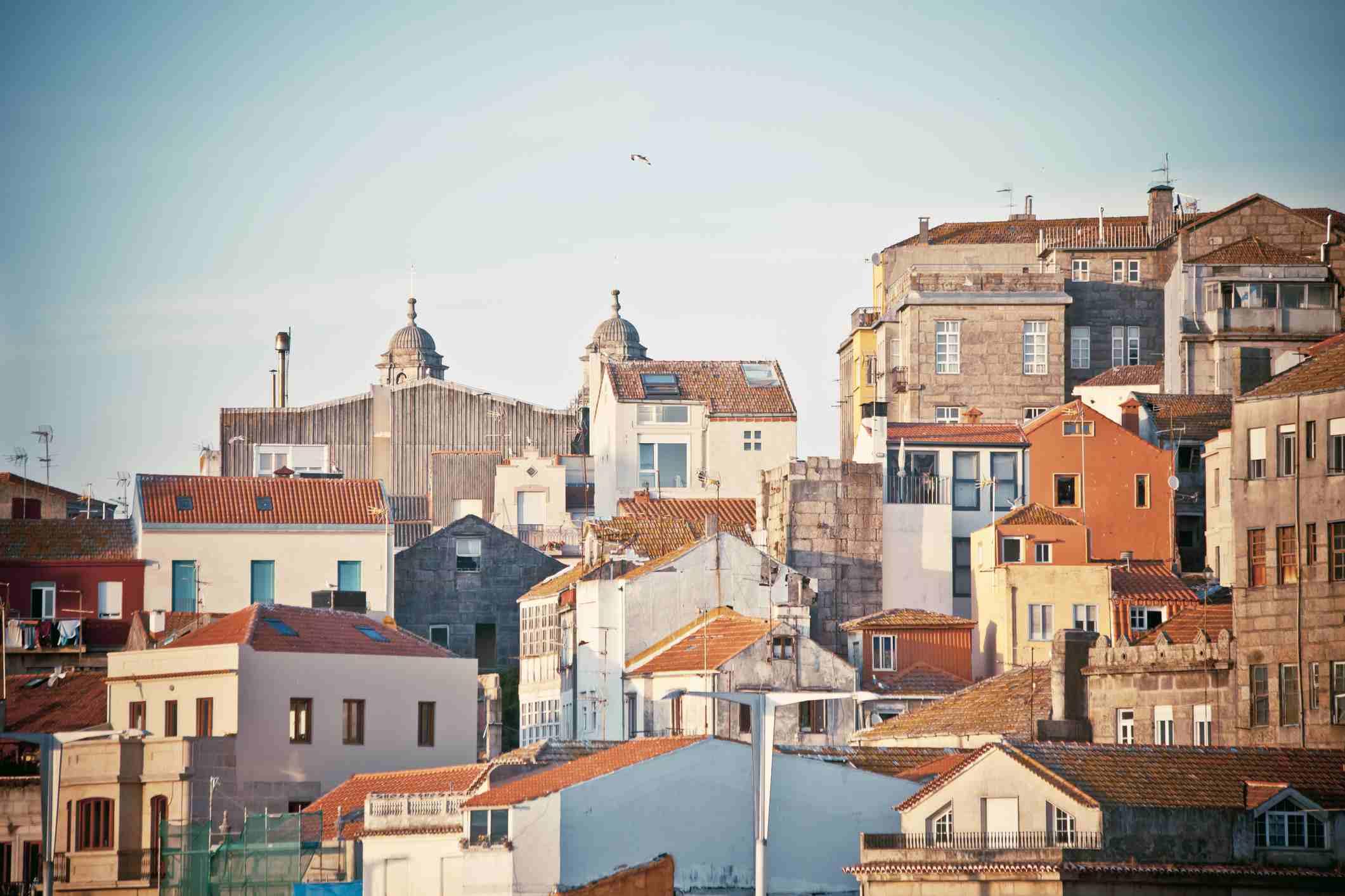 Vigo's Old Town