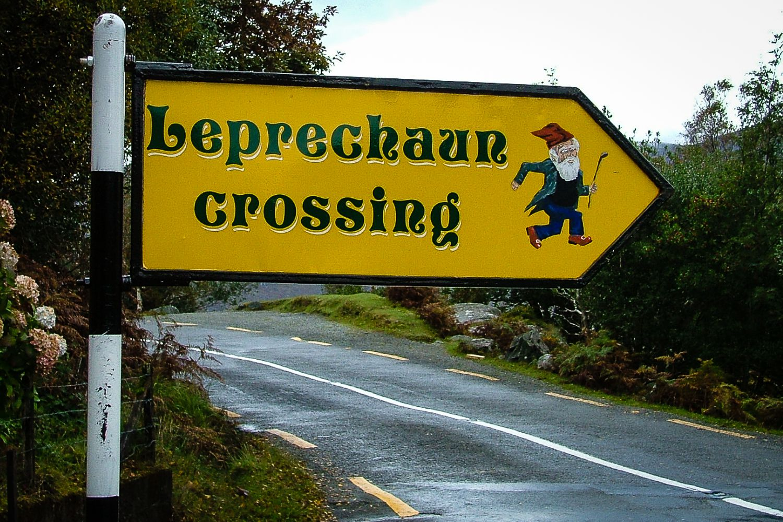 An Irish Glossary
